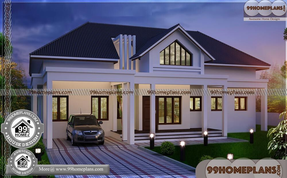 Single Story Modern House Floor Plans   90+ Traditional Home Ideas Free