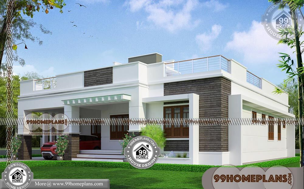 Single Story Plans 90 Modern House Roof Design Modern Collections