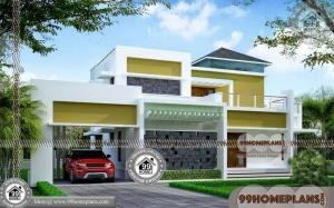 Small House Best Design 90+ Two Storey Small House Modern Plans