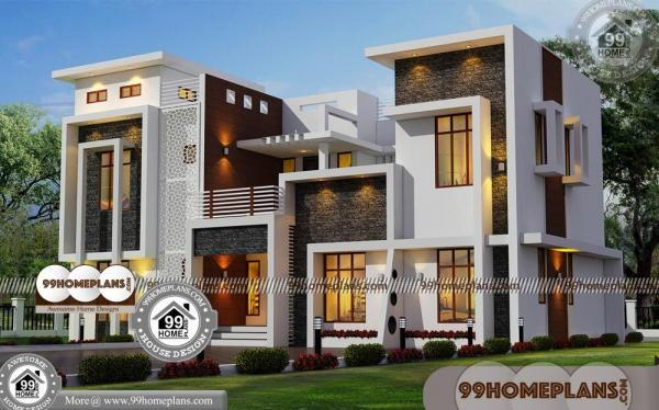 double storey house plans.  Small House Designs and Floor Plans 49 Double Storey