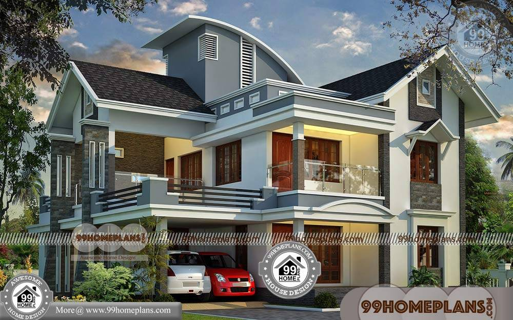 Small House Plans Contemporary 60+ New Two Story House Plans Free