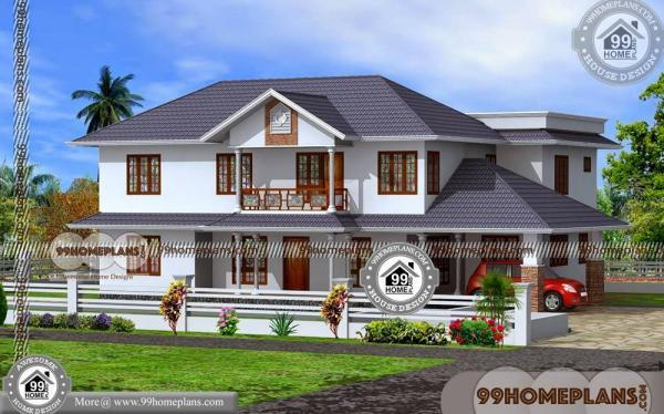 Two Story Homes Designs Small Blocks