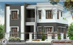 Small House Plans with Open Floor Plan 90+ Two Storey Home Plans