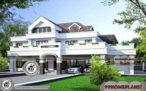 Small Houses Plans and Designs 50+ 2 Story House Plans With Balcony