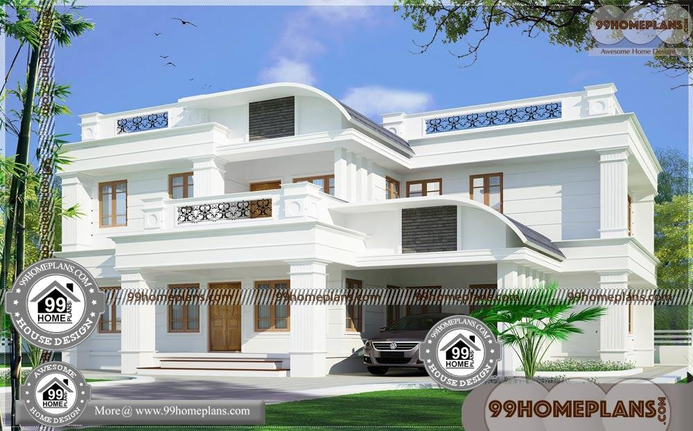 Small Modern Home Floor Plans   60+ Two Story Townhouse Plans Online