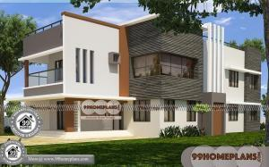 Small Two Storey Homes 60+ Contemporary Two Story House Designs