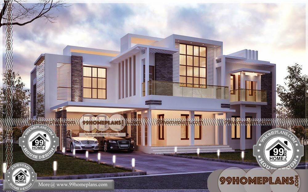 Small Two Storey House 70+ Best Contemporary House Design Online