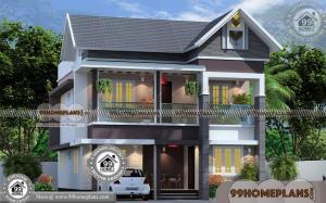 Tiny House Design Plans 60+ Design Of Two Storey Residential House