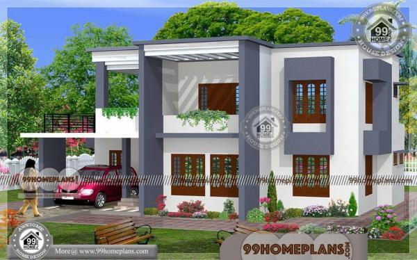 Two Story Small House Floor Plans 50 Kerala House Model Photos Free