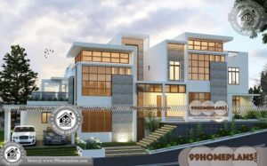 Two Story Townhouse Plans 70+ Contemporary Home Elevation Designs