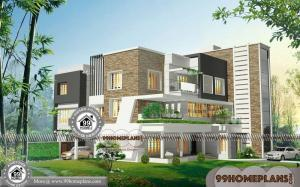 Kerala Style House Plan and Elevation 90+ Urban Home Plans Collections